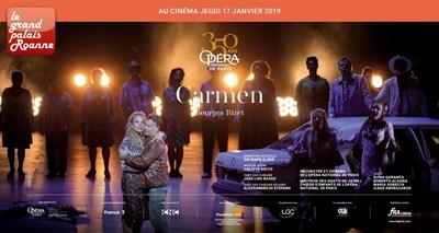 CARMEN - JEUDI 17 JANVIER - 19H30