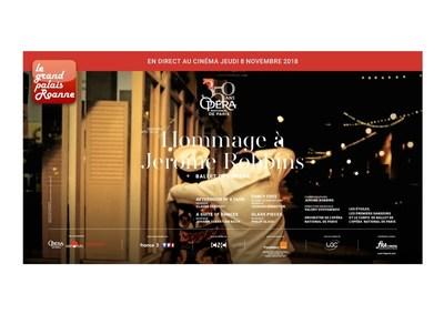 BALLET AU CINEMA - JEUDI 8 NOVEMBRE A 20H