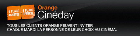 ORANGE CINE DAY