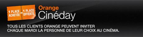 ORANGE CINE DAY