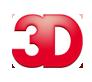 Film projeté en 3D