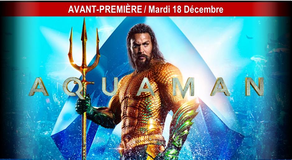 Photo du film Aquaman