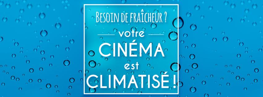 cinema climatise