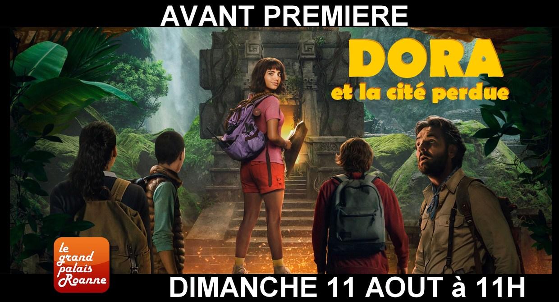Photo du film Dora et la Cité perdue